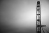 London eye (lja_photo) Tags: london uk england londoneye eye thames city sky street streetphotography architecture architectural art white europe exploration exposure artificial structure construction contrast dramatic detail travel tourism textures cityscape skyline black blackandwhite bw bnw blackandwhitephoto monochrome monotone monoart moody mist fog fine fineart abstract above wheel attraction light backlight