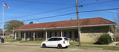 Post Office 39648 (McComb, Mississippi) (courthouselover) Tags: mississippi ms postoffices pikecounty mccomb northamerica unitedstates us