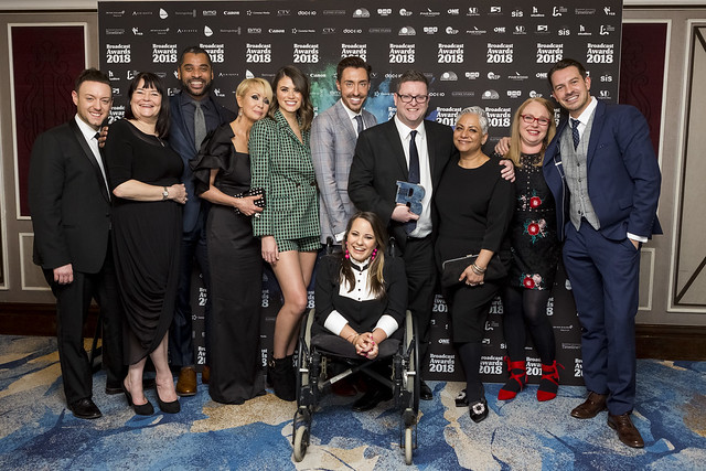 Best Soap or Continuing Drama - Media Wall