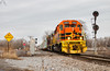 IORY 3493 - Sugar Street (Wheelnrail) Tags: iory io indiana ohio railway sd402 locomotive emd rail road train trains signal signals lima rails genesee wyoming classic lsl