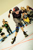 111 (Bawdy Czech) Tags: lcrd lava city roller dolls cinder kittens cherry bomb brawlers skate rollerskate bout bend oregon or february 2018 juniorderby juniors rollerderby lavacityrollerdolls