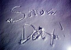 snowday (jesulvis) Tags: snowday vancouver globalwarming canada climatechange davidsuzuki dawn words winter snowstorm warning text graphicart publicdomain snow