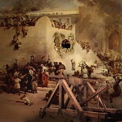 The siege of jerusalem (jaci XIII) Tags: jerusalém cidade guerra judéia romanos judeus pessoas cerco jerusalem city war judea roman jews people siege