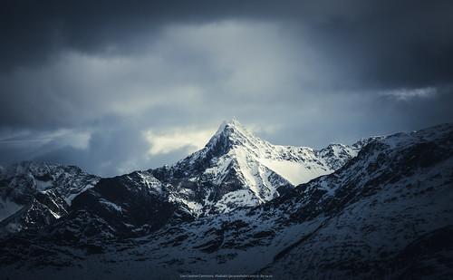 Romsdalseggen - Winterland