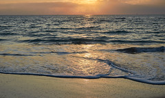 jlvill  061  Espuma marina (jlvill) Tags: mar espuma orilla ocaso atardecer crepusculo relax 1001nights 1001nightsmagiccity