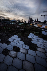 moscow (HiROaK SaNEyoCiy) Tags: russia mockva sunset sky moscow gr rico cathedral 2017