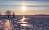 Icy winter morning (BigWhitePelican) Tags: helsinki finland suomenlinna ice snow winter sea canoneos70d adobelightroom6 niktools 2018 march