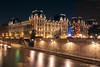 Préfecture de police - Paris (Laurent Nicosia) Tags: paris parisbynight light lumières nuit night pentaxart 4èmearrondissement