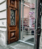 Jeju Store, Kazimierz (Rachel Katherine Sulek) Tags: poland krakow pinta bar europe oświęcim auschwitz auschwitzbirkenau history explore travel sony