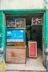 20180101 Cairo, Egypt 08843-511 (R H Kamen) Tags: cairo egypt egyptianculture middleeast northafrica day fan food market marketstall outdoors outsidelookingin retail rhkamen shop souk