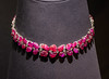 ruby necklace - Van Cleef and Arpels (Tim Evanson) Tags: jewlery clevelandmuseumofart jazzage ruby carvedruby necklace vancleefandarpels vancleefarpels artdeco