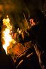 CLAVIE (7 of 1) (L.P.M PHOTOGRAPHY) Tags: clavie burghead moray scotland history altar tar barrel casks clavis dark night fire king witches spirits culture julian pictish calendar new year january doorie gaelic hogmany custom festival canon 7d mk ii 70200f28 l firth family fishing ancient bonfire charcoal