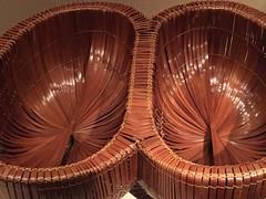 1-11 Bamboo Art at The Met (MsSusanB) Tags: kyoto higashi takesonosai dual basket sculpture bamboo metropolitan museumofart metmuseum japan