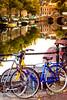 Amsterdam, Noord-Holland, Netherlands (Stewart Leiwakabessy) Tags: holland canal houses netherlands nederland noordholland grachten cars bicycles bricks bikes amsterdam canals northholland thenetherlands