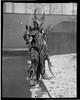 Skyrim Daedric Armor (algolec1990) Tags: skyrim daedric armor black white cosplay large format 4x5 ypsilanti