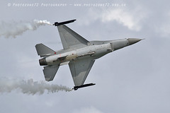 6565 Belgian F16 Display (photozone72) Tags: eastbourne airshows aircraft airshow aviation f16 belgianairforce belgian canon canon7dmk2 canon100400mm 7dmk2 jet