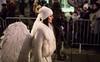 Krampuslauf Wiener Neustadt, 01.12.2017- Austria (alexanderferdinand) Tags: nacht veranstaltungaussen menschen angel krampuslauf wienerneustadt canoneos1dxmarkii ef35mmf14lusm night