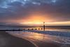 Dramatic Coast (ian.berridge1) Tags: seagull bournemouth sunrise drama brooding weather coast dorset