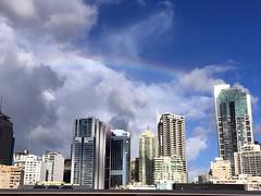 IMG_5284 (dudegeoff) Tags: 20180114bsyddarlingharbourmilsonssunset darlingharbour sydney australia january 2018 nsw rainbow
