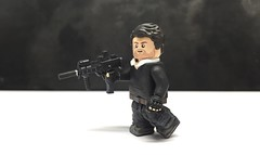 Black Sweater - Tactical gents (LJH91) Tags: pubg lego minifigures military mp7 sweater battlegrounds playerunknowns playerunknown legomilitary custom figure toys