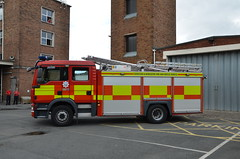 VX08 OCG (Emergency_Vehicles) Tags: x08ocg hereford worcester fire rescue service