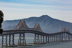 Richmond-San Rafael Bridge (Dan Brekke) Tags: richmond contracostacounty richmondsanrafaelbridge caltrans bridges mounttamalpais