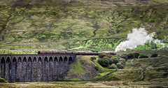 Another outing (oxfordwight) Tags: ribblehead viaduct yorkshire dales steam