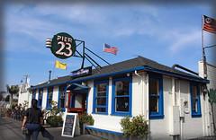 Pier23 (elianek) Tags: sanfrancisco california eua usa estadosunidos unitedstates america pier beach praia architecture arquitetura