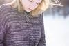 ...When the light pressed up against (her) shoulderblade... (dtman04) Tags: sufjanstevens sweater knitting homemade sun sunflare hair wind handknit