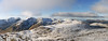 Langdales in Snow 05 (Ice Globe) Tags: langdale langdales valley lake district cumbria bow fell mountain mountains snow snowy icy white winter blue sky panorama wintry weather nikon d5100 35mm scafell pike