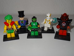 Part XLIX: Updates Part 28 (GermanBrickster) Tags: minifigures comics custom collection dc dceu lego superheroes superman arrowverse batman toys blocks minifigure bricks flash cw