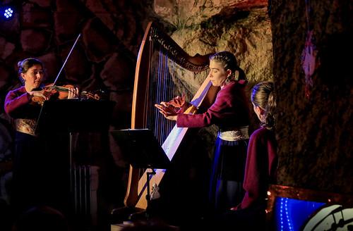 Openluchttheater Valkenburg Jos Göritzer Trio Meran Kerst 14