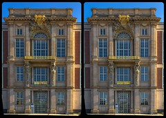 Berlin Palace portal IV 3-D / CrossView / Stereoscopy / HDR / Raw (Stereotron) Tags: berlin spreeathen mitte metropole hauptstadt capital metropolis brandenburg city urban architecture staatsratsgebäude schlos palace europe germany deutschland crosseye crosseyed crossview xview cross eye pair freeview sidebyside sbs kreuzblick 3d 3dphoto 3dstereo 3rddimension spatial stereo stereo3d stereophoto stereophotography stereoscopic stereoscopy stereotron threedimensional stereoview stereophotomaker stereophotograph 3dpicture 3dglasses 3dimage hyperstereo canon eos 550d chacha singlelens kitlens 1855mm tonemapping hdr hdri raw
