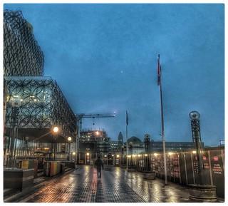 Town - Birmingham City Centre UK