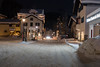 Switzerland (stra_bunic) Tags: st moritz swiss night house street light snow winter mountain warm switzerland