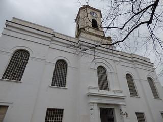St Leonard's Church - Church Street, Bilston