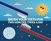 brushing inforgraphic smaller (lwooddsmile) Tags: dental hygeine tips dearborn michigan
