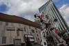 Dominant (StephanExposE) Tags: japon japan asia asie tokyo odaiba gundam robot canon 600d 1635mm 1635mmf28liiusm ciel sky