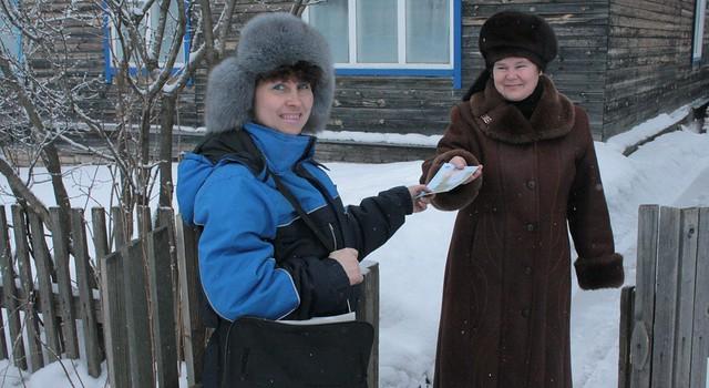 В РФ городским почтальонам на5% увеличат заработную плату
