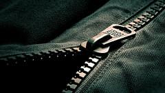 Macro Mondays - Fasteners (roseysnapper) Tags: 169format heliconfocus macromondays niksoftware nikkor105mmmicrof28 nikond810 silverefexpro20 focusstack naturallight splittoning windowlight lightroom macro coat detail fasteners monochrome texture zip zipper