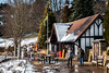 A walk in Calverley Grounds (aquanout) Tags: snow cafe colour scenery serene winter tables kent tunbridgewells