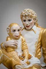 Michael Jackson and Bubbles (satoshikom) Tags: canoneos6dmarkii canonef24105mmf4lisusm michaeljacksonandbubbles sfmoma sanfranciscomuseumofmodernart sanfrancisco downtown weekend