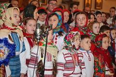 17. Фестиваль колядок в Успенском соборе 12.01.2018