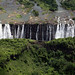Gorge below Victoria Falls, Zimbabwe