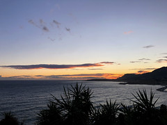 2018 winter on the Riviera [III] (Olivier So) Tags: france frenchriviera riviera sunset sky clouds menton