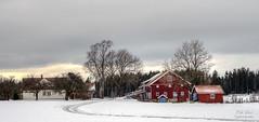 fløgstad (Dirk Rosin) Tags: haakon land landschaft landschaftnatur norge norway norwegen personen rygge steder winter fløgstad landskap vinter østfold no