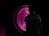 (Viajana Lejana) Tags: medusa jellyfish animal animals animales fauna zoo ciencia science biologia biology marino sealife sea ocean oceano agua water tank acuario granada españa andalucia andalusia spain europe travel travelling trip viaje viajar shadow backlight contraluz silhouette silueta dark museo museum