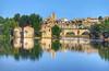 Los días azules (Alberto Ramos C.) Tags: zamora spain europe europa dueroazul castillayleón landscape river architecture arquitectura