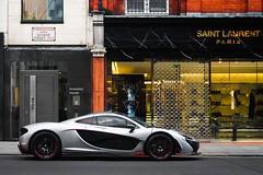 Project 300 (SirMatvey) Tags: uk england london luxurycar luxury money power autogespot carspotting hypercar supercar car project300 mclarenp1 p1 mclaren