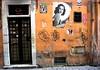 Quartiere Trastevere Roma (Luana_58) Tags: roma trastevere muro immagini graffiti q